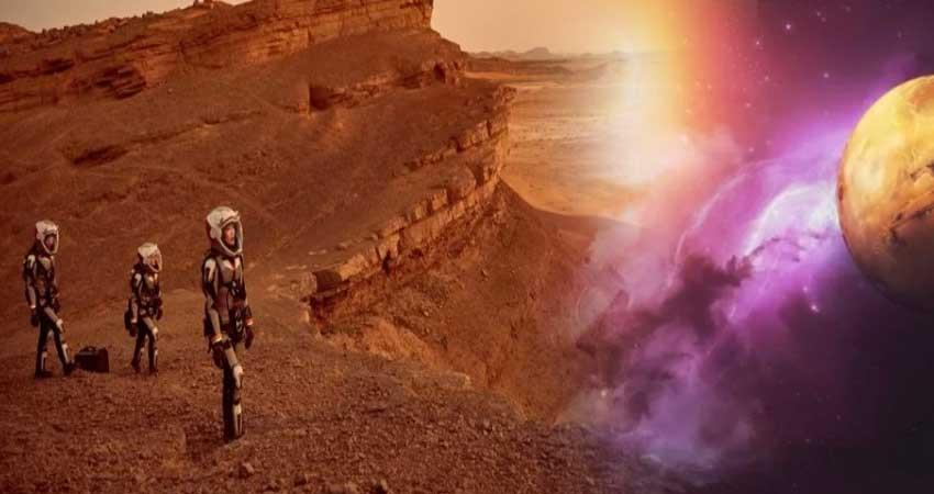 dead body found on mars planet
