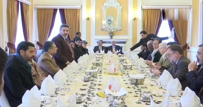 16 countries including us ambassador reached jammu and kashmir