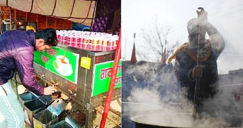 kisan agitation thousand bread pakoras are made from 200 liters of diesel one ton of tea prshnt