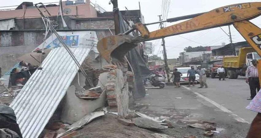 anti-encroachment campaign will resume in dehradun from september 3