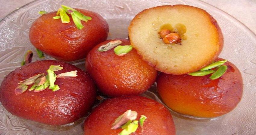 this is the recipe to make gulab jamun from bread