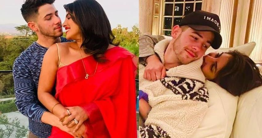 priyanka chopra has the cutest surprise for nick jonas video sosnnt