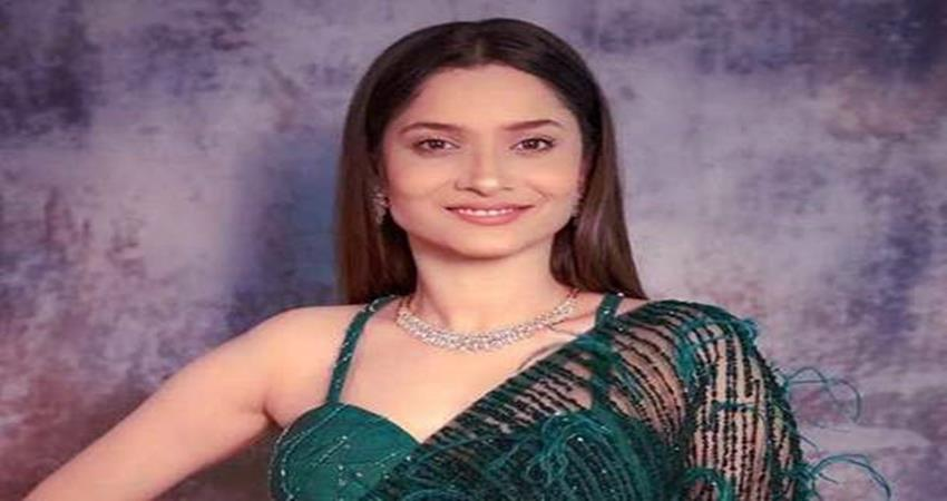 ankita lokhande dance video viral sosnnt