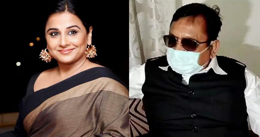 vidya balan film sherni shooting stopped as she rejected dinner invitation of minister aljwnt