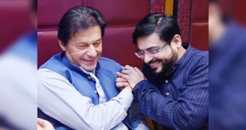 pakistani mp amir liaquat hussain apologizes for tweet hurting hindu sentiments pragnt