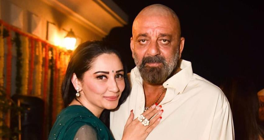 wife maanyata dutt return sanjay dutt gift sosnnt