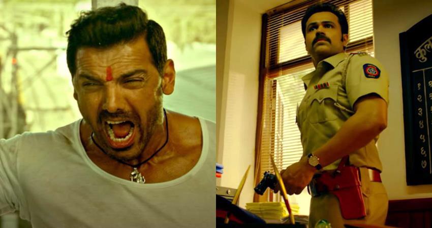 John Abraham starer Mumbai Saga Trailer is out now sosnnt