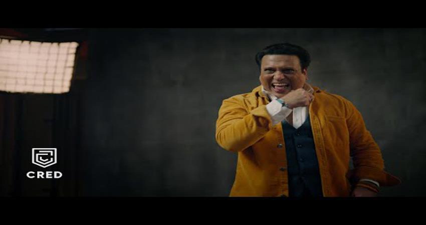 govinda cred club ad went viral on twitter sosnnt