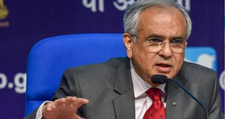 Rajiv Kumar economy double digit growth environment for disinvestment will be better prshnt