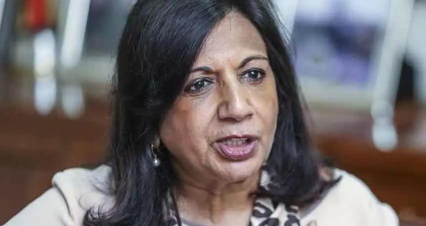 kiran mazumdar shaw biocon concern lack of anti corona vaccine raised questions rkdsnt