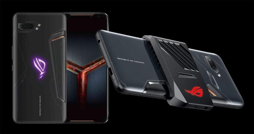 asus gaming phone rog phone 2 comes to india know the price