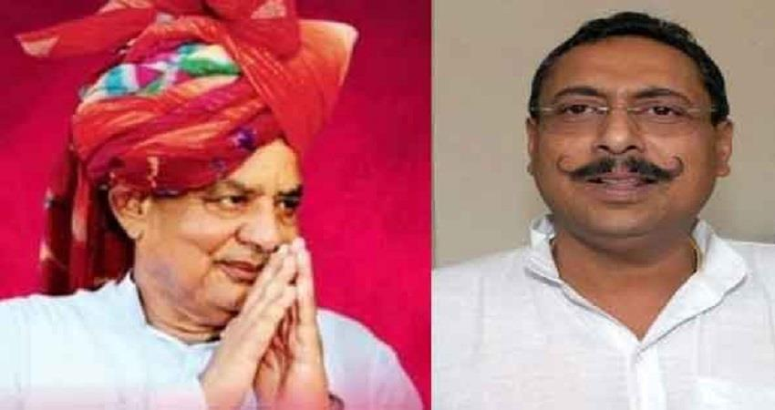 rajasthan congress revokes the suspension bhanwar lal and vishvendra singh sobhnt