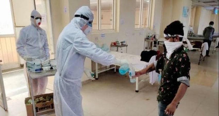 Coronavirus Delhi''s 5 Star Hotels To Treat Officers Booking 170 Rooms prshnt