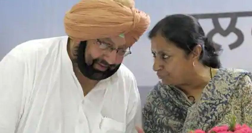 punjab congress in charge asha kumari made her stand clear about infighting in party rkdsnt