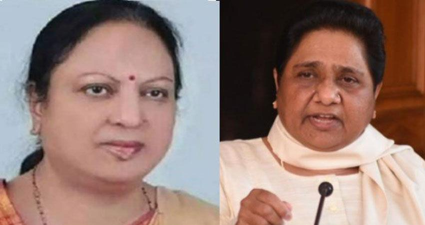 mayawati said kamal rani varun death up government are very serious corona pragnt