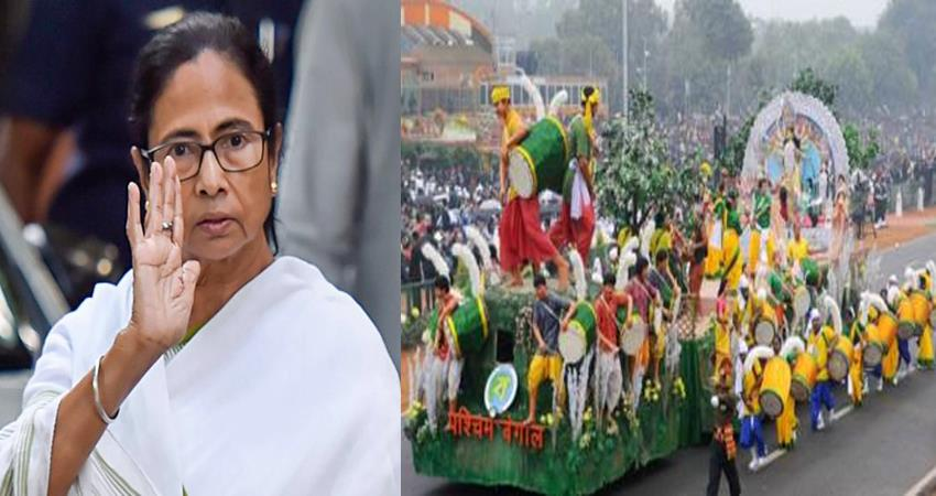 tmc mamata banerjee west bengal tableau republic day 2020 parade caa''''''''s revenge