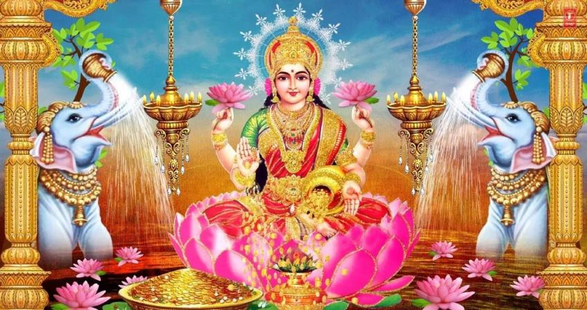 worship goddess lakshmi to get rid of different types of fears you will get this benefit pragnt