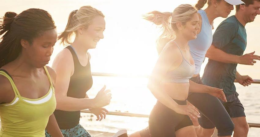 tricks to keep yourself fit an healthy