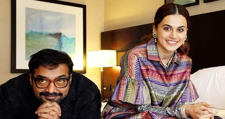 income tax raid at anurag kashyap and taapsee pannu sosnnt