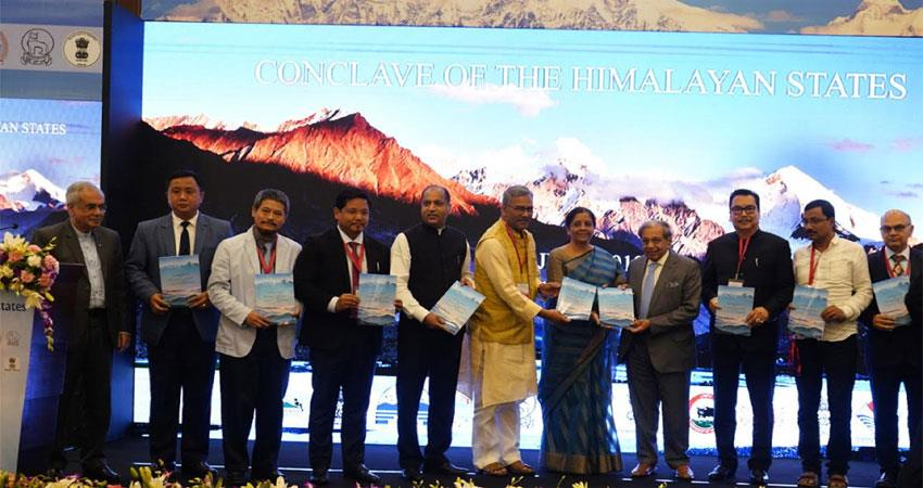 common agenda of himalayan states ready in mussoorie