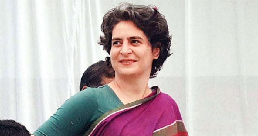 congress-mlc-deepak-singh-said-priyanka-vadra-decides-to-contest-from-varanasi