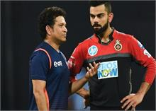 वनडे में सबसे तेजी से 12000 रन पूरे करने वाले बल्लेबाज बने कोहली