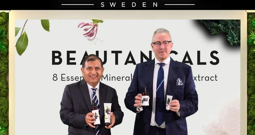 a new responsible beauty range beautanicals