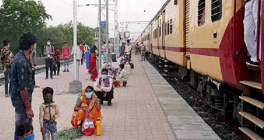 railways appeals pregnant women children elderly persons co morbidities train pragnt