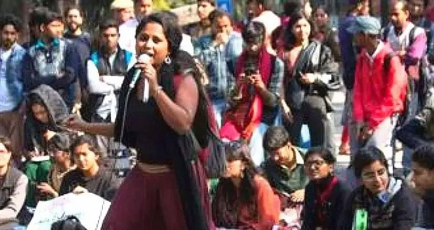 delhi riots high court bail to pinjra tod member devangana kalita after delhi police failures rkdsnt