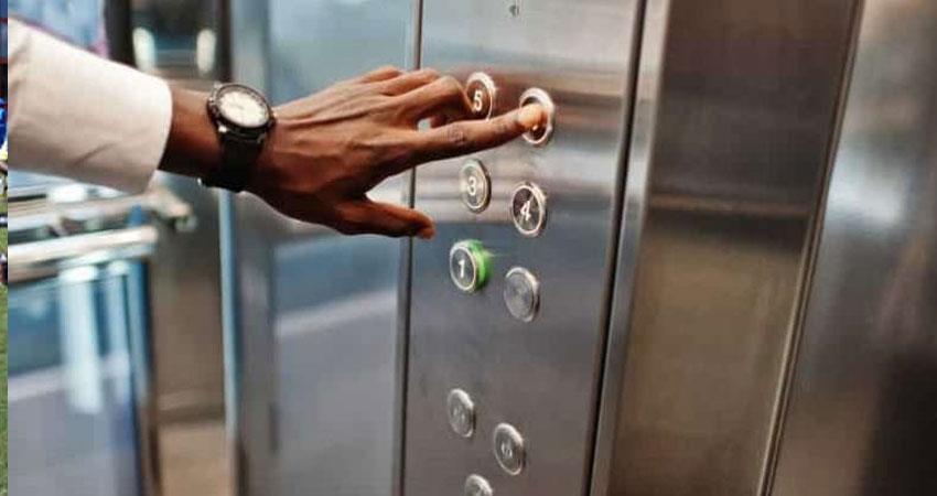 kohinoor electronics director dies tragically elevator lift worli mumbai maharashtra rkdsnt