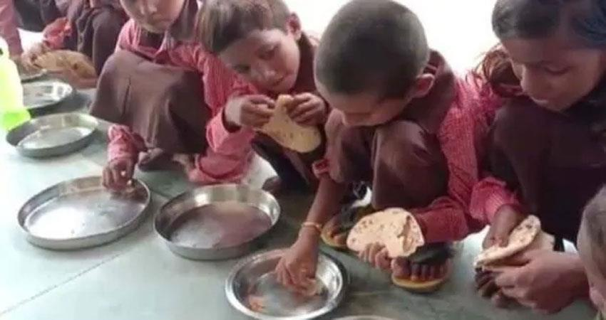 uttrapradesh news uttar pradesh midday meal news  priyanka gandhi