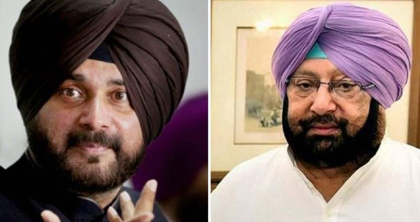 amarinder singh and sidhu soon the issue of resentment can be resolved pragnt