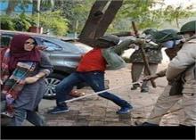 दिल्ली दंगे में गिरफ्तार जामिया यूनिवर्सिटी का छात्र गेस्ट हाउस से दे सकेगा परीक्षा