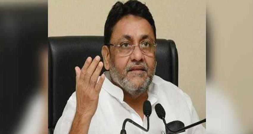 maharashtra bjp shivsena fail to from govt ncp will form nawab malik