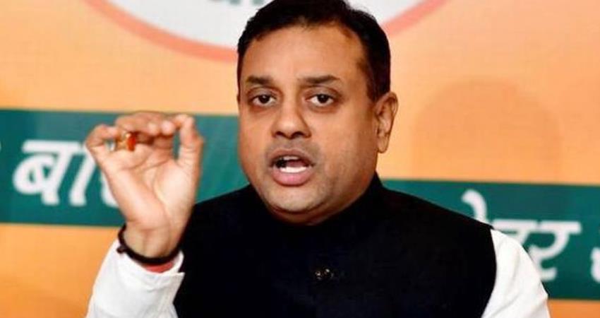rahul gandhi does not speak on rape cases in congress ruled states says sambit patra prshnt