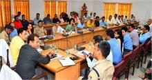 कांवड़ यात्रा की तैयारियों में जुटा प्रशासन, DM ने अधिकारियों को दिए आवश्यक निर्देश