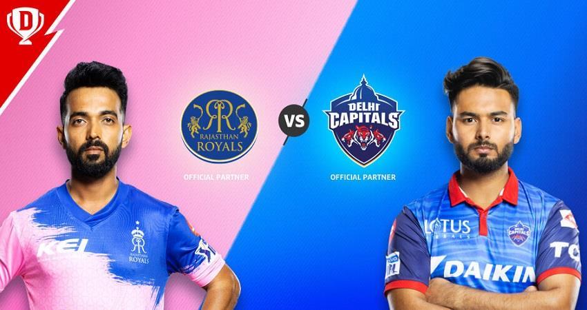 IPL 2020 Rajasthan Royal Delhi Capital Cricket Sports SOBHNT