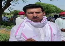 करौली में पुजारी की मौत पर राहुल गांधी पर भड़के राज्यवर्धन राठौड़, कहा- राजस्थान पर भी दें ध्यान