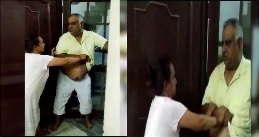 haryana-ig-hemant-kalshan-arrested-for-assaulting-misbehaviour-woman-prsgnt