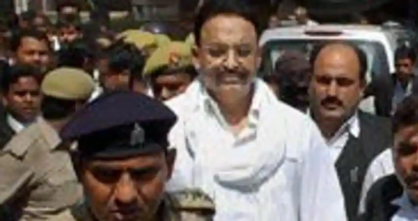fir lodged against woman doctor in mukhtar ansari ambulance case rkdsnt