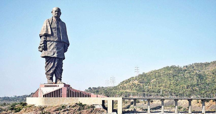 embezzlement of crores of rupees in tickets income for statue of unity in gujarat rkdsnt