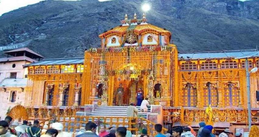 badrinath temple doors will be closed for winter on november 17