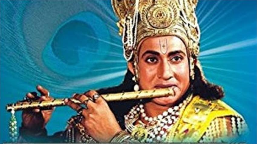 modi bjp govt decide to retelecast shri krishna leela on dd after ramayana mahabharata rkdsnt