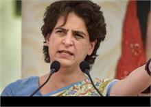 प्रियंका गांधी ने की गंगा में शव मिलने के मामले की न्यायिक जांच की मांग
