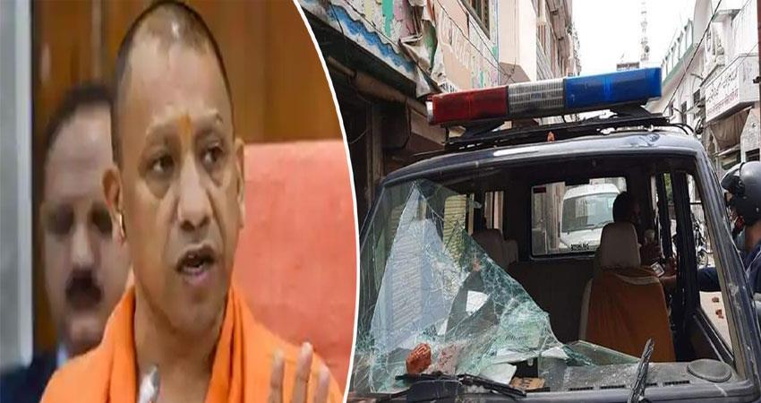 uttar pradesh yogi adityanath moradabad medical team and police nsa pragnt