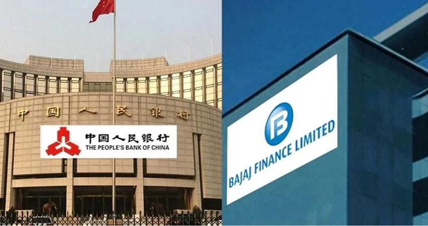 india china clash people bank of china bajaj finance fund sobhnt