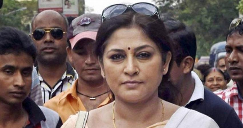 bjp mp roopa ganguly says caa is the world''''s most important human rights law