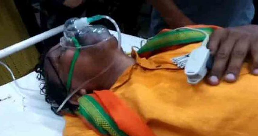 bengal-elections-2021-bjp-candidate-beaten-in-diamond-harbor-two-arrested-rkdsnt