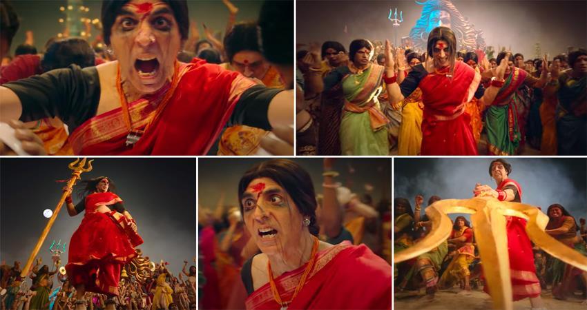Ganesh had 100 transgenders dancing with Akshay Kumar in laxmii sosnnt
