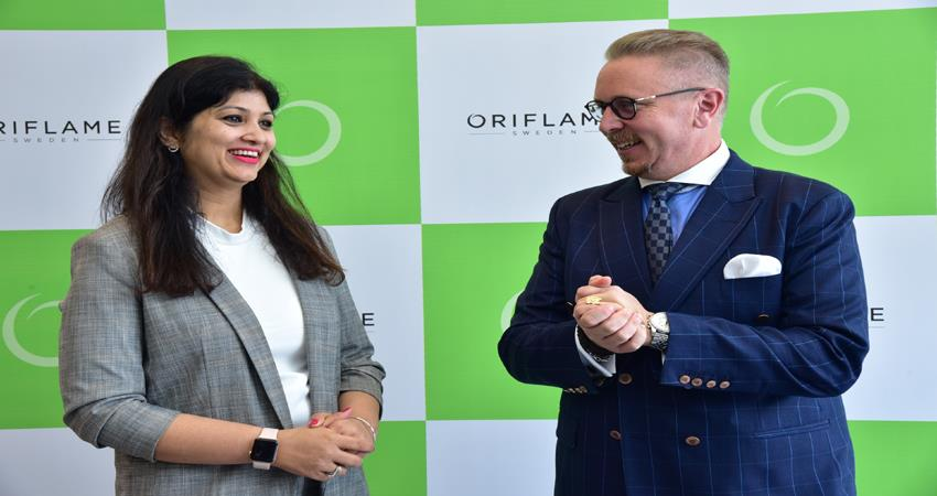 oriflame-new-showroom-opened-in-south-extension